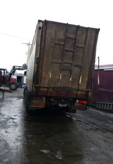 Scania 1411-460