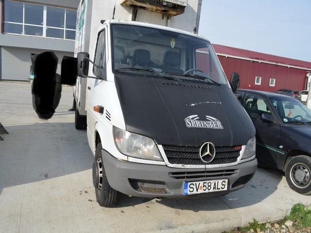 Camion Frigorific Mercedes Benz