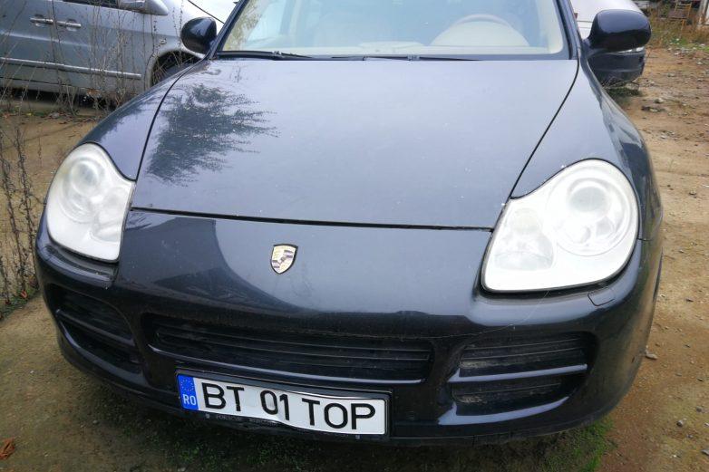 Autoturism Porsche – BT-01-TOP