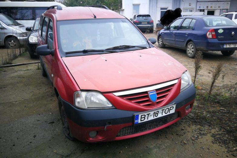 Autoturism Dacia – BT-18-TOP