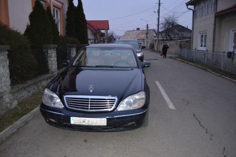 Autoturism Mercedes-Benz